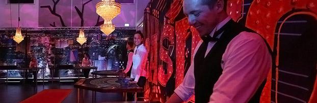 firmajulefrokost casino event