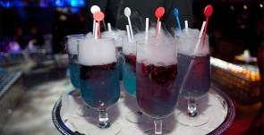 lej en cocktailbar
