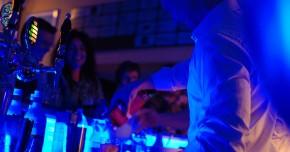 mobilbar cocktail til firmafest