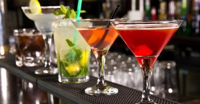 billig mobil cocktailbar