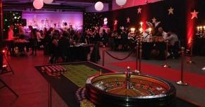 casino event arrangement