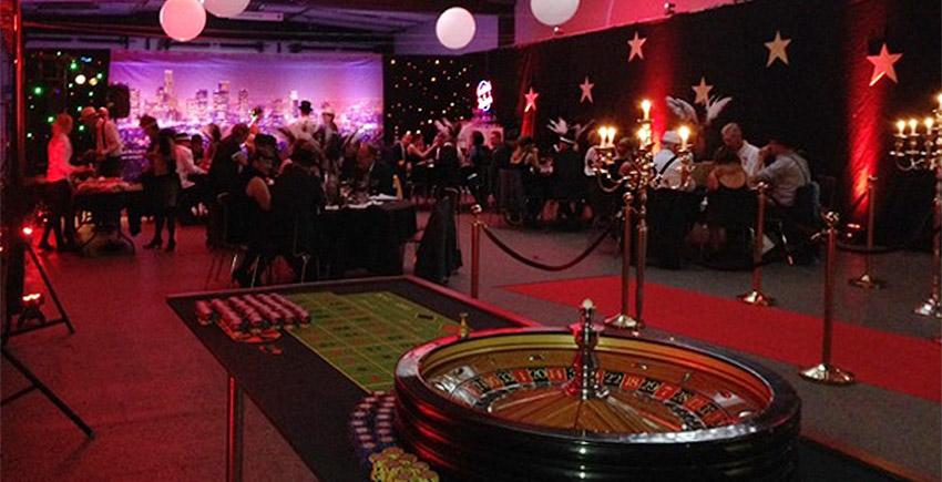 casino royal dekoration