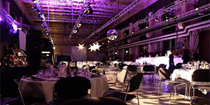 firmafest og julefrokost på stor location