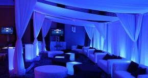 lounge og cocktails temafest