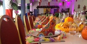 mexikansk temafest