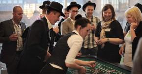 mobil casino til firmafest