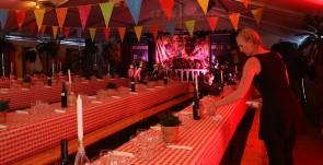 spansk grisefest firmafest