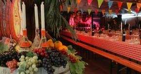 spansk grisefest temafest firmafest