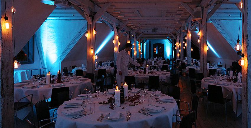 eksklusiv firmafest i københavn